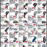 Golf Direct September Super Sale 4 - 17 Sep 2015