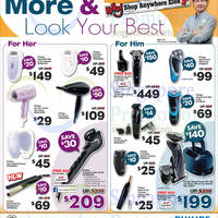 Read more about Philips Personal Care Electronics Offers @ Harvey Norman 17 - 23 Sep 2015