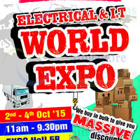 Read more about Harvey Norman Electrical & I.T World Expo 2 - 4 Oct 2015