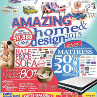 Read more about Amazing Home & Design 2015 @ Singapore Expo 19 - 27 Sep 2015