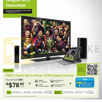 Starhub COMEX Broadband, Mobile, Cable TV & Other Offers 3 - 6 Sep 2015