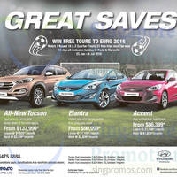 Read more about Hyundai Tucson, Elantra & Accent Offers 26 Sep 2015
