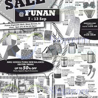 Read more about Isetan Atrium Sale @ Funan Digitalife Mall 7 - 13 Sep 2015