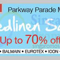 Read more about Isetan Bedlinen Sale @ Parkway Parade 28 Sep - 4 Oct 2015