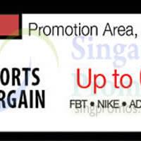 Read more about Isetan FBT & Sports Bargain Promo Event @ Nex 9 - 15 Sep 2015