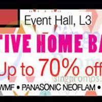 Isetan Festive Home Bazaar @ Nex 5 - 9 Sep 2015