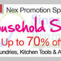Read more about Isetan Household Sale @ Nex 21 - 27 Sep 2015