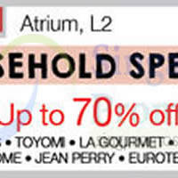 Read more about Isetan Household Special @ Nex 28 Sep - 4 Oct 2015