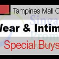Isetan Tampines Men's Wear & Intimate Sale 4 - 8 Sep 2015