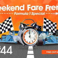 Read more about Jetstar $44 all-in F1 Weekend Fare Frenzy Promo Fares 18 - 21 Sep 2015