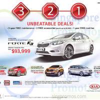 Read more about Kia Forte K3, Sportage, Sorento & Carens Offers 26 Sep 2015