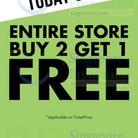 Read more about La Senza Buy 2 Get 1 Free Storewide Promo 26 Sep 2015