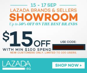 Lazada 17 Sep 2015