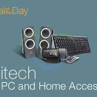 Read more about Logitech Up To 50% Off Selected PC & Home Accessories 24hr Promo 22 - 23 Sep 2015