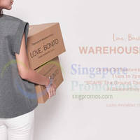 Read more about Love Bonito Warehouse Sale 19 - 20 Sep 2015