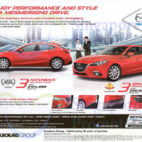 Read more about Mazda 3 Hatchback & Sedan Demo Unit Offers 26 Sep 2015