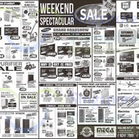 Read more about Mega Discount Store TVs, Washers, Hobs & Other Appliances Offers 26 Sep 2015