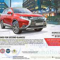Read more about Mitsubishi Outlander Offer 26 Sep 2015