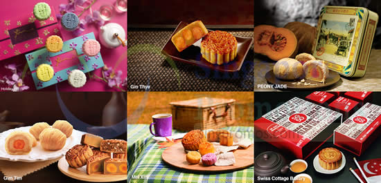 Mooncake Fair 10 Sep 2015
