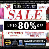 Read more about Nimeshop Branded Handbags Sale @ Mandarin Orchard 19 Sep 2015