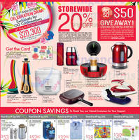Read more about OG 20% OFF Storewide Promo 4 Sep - 4 Oct 2015