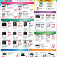 Read more about Canon Laser & Inkjet Printers & Scanners Offers 24 Sep - 22 Nov 2015