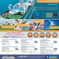 Royal Caribbean Roadshow @ Jurong Point 2 - 6 Sep 2015