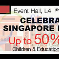 Read more about SBPA Books Promotion @ Isetan Scotts 9 - 16 Sep 2015