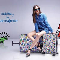 Read more about Samsonite New Keith Haring Luggage Collection 29 Sep 2015
