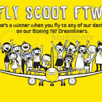 Read more about Scoot fr $9 Promo Fares 21 - 22 Sep 2015