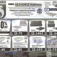 Read more about Sea Horse 50% Off Sale (Selected Items) 24 - 30 Sep 2015