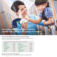 Read more about Silkair Promo Fares For Standard Chartered Cardmembers 7 - 27 Sep 2015
