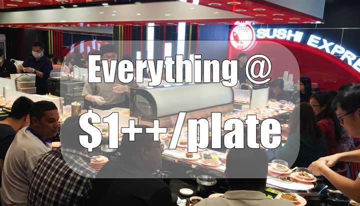 Sushi Express Feat 30 Sep 2015