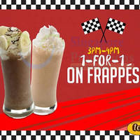 Read more about TCC The Connoisseur Concerto 1-for-1 Frappes 3pm to 4pm 1hr Promo 18 Sep 2015