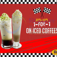 Read more about TCC The Connoisseur Concerto 1-for-1 Iced Coffees 3pm to 4pm 1hr Promo 19 Sep 2015