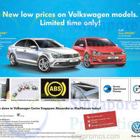 Read more about Volkswagen Jetta & Golf Offers 26 Sep 2015
