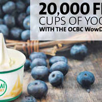 Read more about Yami Yogurt Free 20,000 Cups Giveaway For OCBC Cardmembers 14 - 20 Sep 2015