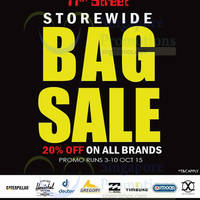 Read more about 77th Street 20% Off All Bags 8 - 17 Oct 2015