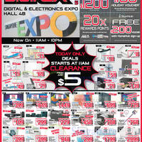 Read more about Digitex 2015 @ Singapore Expo 8 - 11 Oct 2015