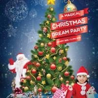 Read more about AMK Hub Ring in the Festive Season with a Magical Christmas Dream Party 20 Nov 2015 - 3 Jan 2016