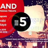 Read more about Air Asia fr $5 Promo Fares 26 Oct - 1 Nov 2015