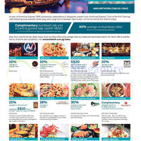 Read more about American Express Festive Dining Offers by the Quayside 26 Oct - 31 Dec 2015