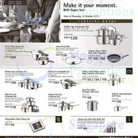 Read more about WMF Cookware Offers @ BHG 3 - 15 Oct 2015