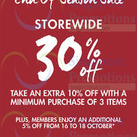 Read more about Banana Republic 30% Off Storewide From 16 Oct 2015