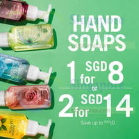 Read more about Bath & Body Works Hand Soaps Promotion 16 - 18 Oct 2015