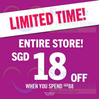 Read more about Bath & Body Works Get $8 Off with $48 Spend 9 - 11 Oct 2015