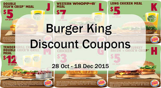 Burger King Feat 28 Oct 2015