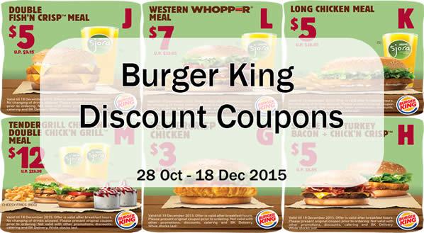 Burger King Feat 28 Oct 2015