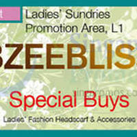 Bzeebliss Promotion @ Tampines Mall 7 - 13 Oct 2015