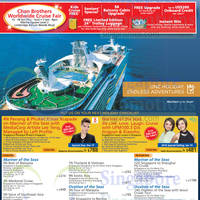 Read more about Chan Brothers Worldwide Cruise Fair @ Marina Square 15 - 18 Oct 2015